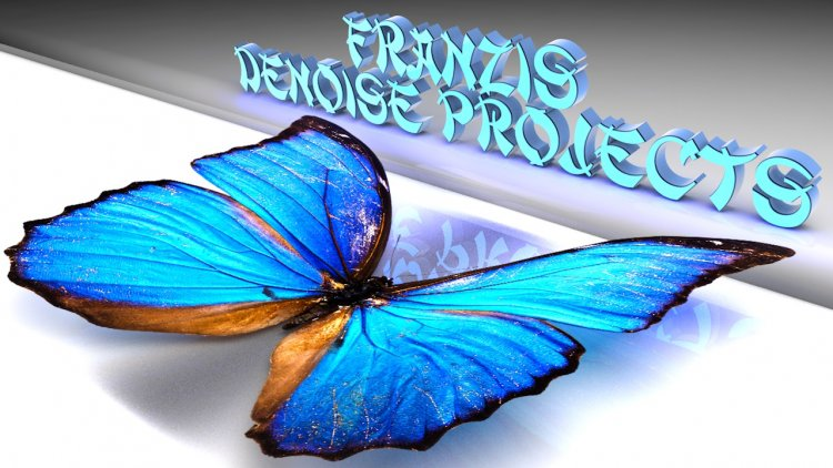 Franzis DENOISE Projects - Free License!